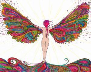Fannys - Je déploie mes ailes