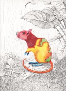 Fannys - Le deuxième rat