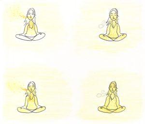 Fannys - La méditation de la lumière : inspirer, expirer