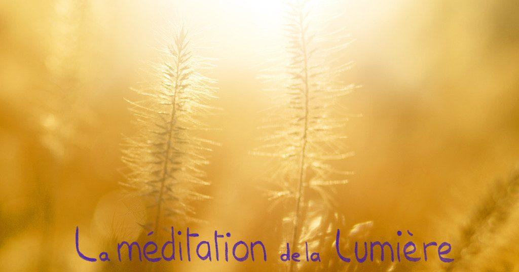 Fannys - La méditation de la lumière...