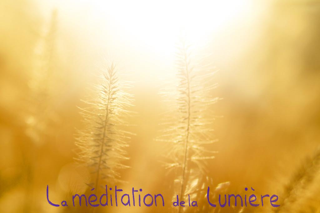 Fannys - La méditation de la lumière