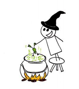Fannys - Créativité en cuisinant : comme un enfant qui s'amuse