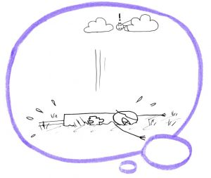 Fannys - Panda redescend de son petit nuage