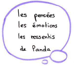Fannys - Les pensées de Panda