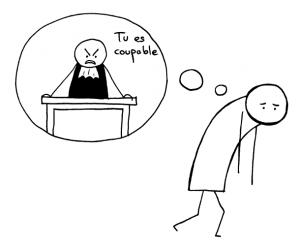 Notre juge intérieur nous dit qu'on est coupable - lire les 4 accords toltèques de Don Miguel Ruiz