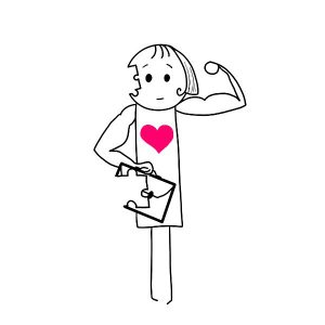 Fannys article Barbara amour de soi 4 300x300 « Dis, tu m'aimes ? » – l'Amour de soi